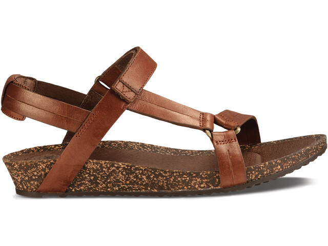 04c94ad5619a Teva W s Ysidro Universal Metallic Sandals Bronze - addnature.com